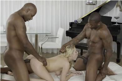 Fekete szex - interracial szexvideók